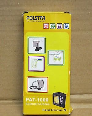 Polstar Road Mentor PAT-1000 External Antenna Connector One Vehicle Navigator