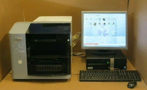 Sysmex XS-1000i Automated Hematology Blood Analyser Fluorescence Flow Cytometry