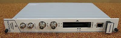 Teleste STACCATO Ver.B.1.5 ATM DVB Processor Optical Module,TV Receiving