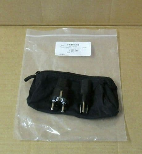 Trimble 82752-00 TSC3 Accessory International Power Supply Kit + Carry Pouch