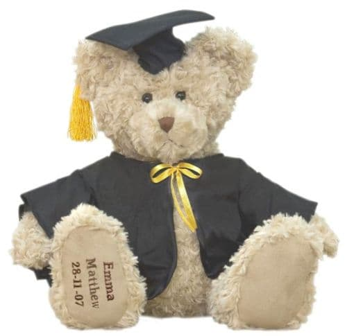 "The ""World's Best"" Graduation Bear"