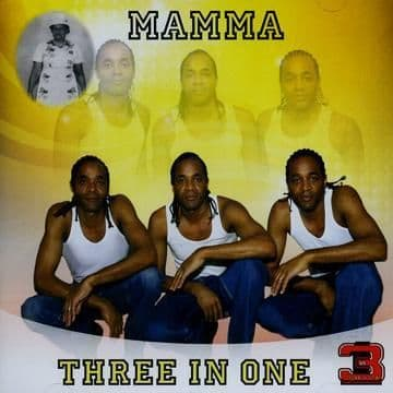 3 In 1 - Mamma CD 2001 New Mint Recorded@ Jammys 2007