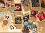 45 Traders! Picture Sleeve Edition - Soul Music Artists Trading Cards