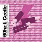 "60 Hz. Featuring Cecile - Bad Girl 7"" NINJA TUNE NEW"