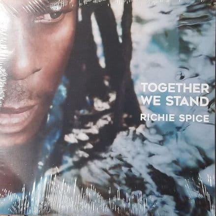 Richie Spice  Together We Stand LP VP Records