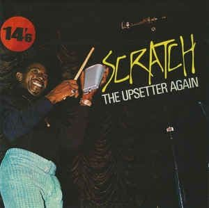 The Upsetters  Scratch, The Upsetter Again CD Trojan Records