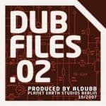"Aldubb - Dub Files 02 12"" One Drop"