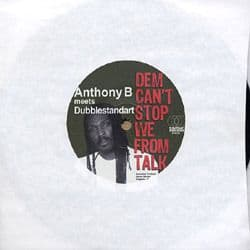 """Anthony B - Dem Can't Stop We From Talk 7"""" Subatomic Sound System Kingston Riot"""