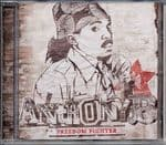 Anthony B - Freedom Fighter CD Irie Vibrations