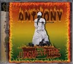 Anthony B - Judgement Time CD 2b1 records 2001 SEALED