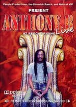 Anthony B - Live At Reggae Rising DVD 2009 Natural Vide