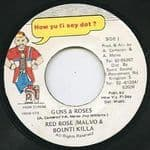 Anthony Malvo Red Rose Bounty Killer Guns & Roses 12