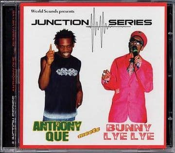 Anthony Que & Bunny Lie Lie - Junction Series CD World Sounds MINT SEALED