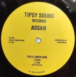 ASSAB - I'm A Loner Girl / If That Was You 12