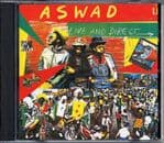 Aswad - Live And Direct CD 1983 Island NEW SEALED