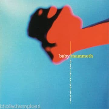 Baby Mammoth - Another Day At The Orifice CD Pork