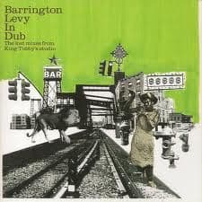 Barrington Levy Lost Mixes from King Tubbys CD Auralux