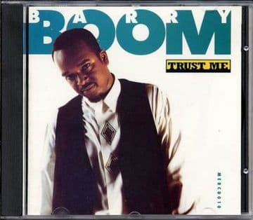 Barry Boom - Trust Me CD NEW 1993 Merger Lovers Roots