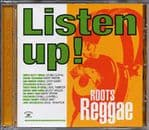 Barry Brown, Linval Thompson, Johnny Clarke - Listen Up - Roots Reggae CD Kingston Sound
