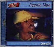 Beenie Man - Defend It CD Shocking Vibes Penthouse NEW