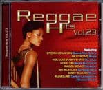 Beres Hammond, Sizzla, Capleton - Reggae Hits Vol 23 CD
