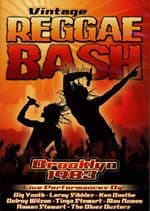 Big Youth Max Romeo Ken Boothe Delroy Wilson - Vintage Reggae Bash 1983 DVD NEW