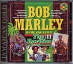 Bob Marley - Rarities Volume 2 CD Jamaican Gold CLASSIC ESSENTIAL ALBUM