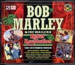 Bob Marley - Rebel Revolution The Extended Mixes 2x CD Jamaican Gold