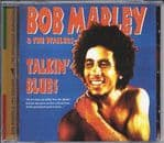 Bob Marley & The Wailers - Talkin' Blues Definitive Remasters CD Tuff Gong Islan