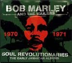 Bob Marley & Wailers - Soul Revolutionaries - 4 Early Jamaican Albums CD TROJAN