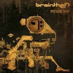 "Braintheft - Pressure Drop 12"" One Drop Music 4 track EP"