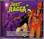 Buju Banton Bounty Killer Stitchi - Just Ragga Vol 5 CD