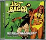 Buju Banton Echo Minott Red Drago - Just Ragga Vol 4 CD