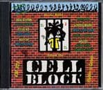 Buju Banton Terry Ganzie W Wonder - Cell Block Vol 1 CD