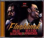 Buju Banton Wayne Wonder - Flashback CD NEW PENTHOUSE