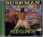 Bushman - Signs CD VP Roots Reggae from 2004 NEW SEALED