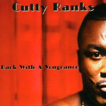 Cutty Ranks – Back With A Vengeance LP Artists Only!
