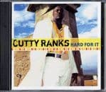 Cutty Ranks - Hard For It CD Chop Chop Records