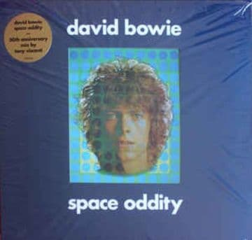David Bowie - Space Oddity (50th Anniversary Edition) LP Parlophone