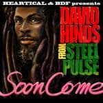 """David Hinds (From Steel Pulse) - Soon Come / Guive & Liv'High - Dr. Reason & Mr. Heart 7"""" HEARTICAL Freedom Rockers Riddim"""