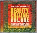 Daweh Congo Capleton Etc - Reality Calling Vol 1 CD