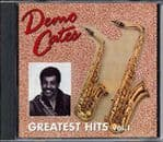 Demo Cates - Greatest Hits Volume 1 CD Smooth