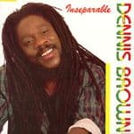 Dennis Brown - Inseparable LP 1986 J & W Label NEW REISSUE