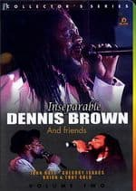 Dennis Brown - Inseparable Volume 2 DVD Island Entertainment