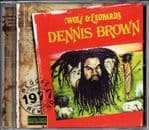 Dennis Brown - Wolf & Leopards CD VP NEW REISSUE NINEY