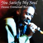 Dennis Brown - You Satisfy My Soul LP Fatman FMLP009