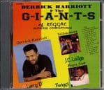 Derrick Harriott & The Giants Of Reggae CD Crystal