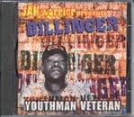 Dillinger - Youthman Veteran CD Jah Warrior Dub n Roots