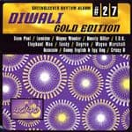 Diwali Riddim Gold Ed CD Sean Paul Bounty Lumidee TOK