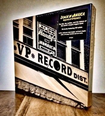 Down In Jamaica: 40 Years Of VP Records